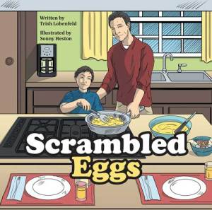 Scrambled eggs childrens book by trish lobenfeld scrambled eggs book cover fandeluxe Document